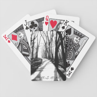 H.A.S. Arts playing cards