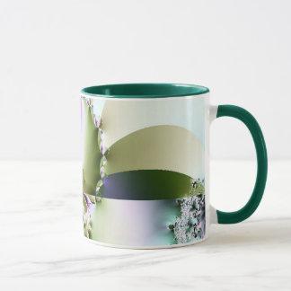 H-Art Fractal Nouveau Coffee Mug - customizable
