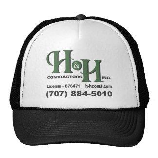 H&H Contractors Inc. Cap
