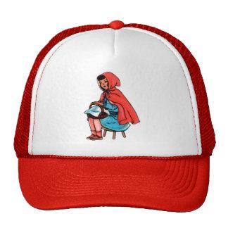'H' is for Hood Trucker Hat