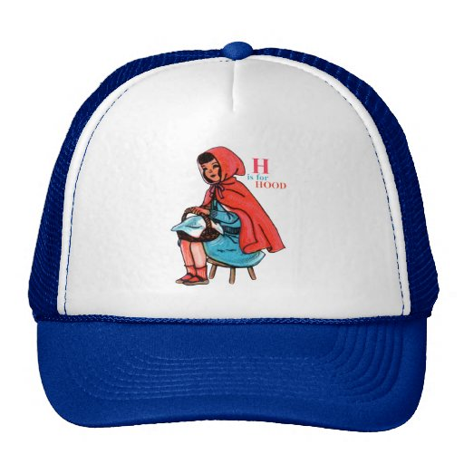 'H' is for Hood Hats