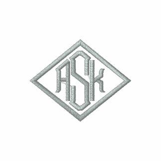 H Light Grey Embroidered Shirt