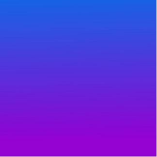 H Linear Gradient - Blue to Violet Cut Outs