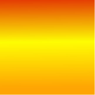 H Linear Gradient - Red Yellow Orange Photo Cutouts