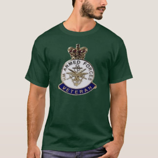 H.M. Armed Forces Veteran's T-Shirt
