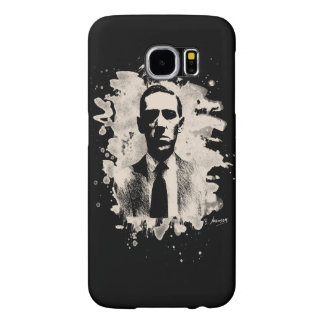 H.P. Lovecraft of tributes Samsung Galaxy S6 Cases
