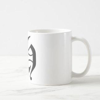 H-text Old English Mugs