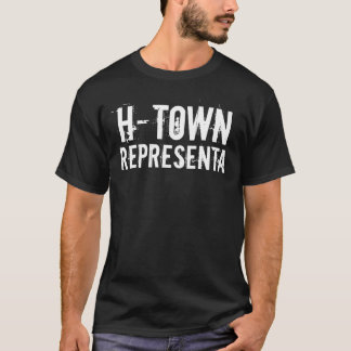 H-town Representa (Houston) T-Shirt