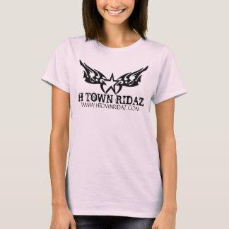 H TOWN RIDAZ CLOTHING - GIRLS SPAGHETTI STRAP T-Shirt