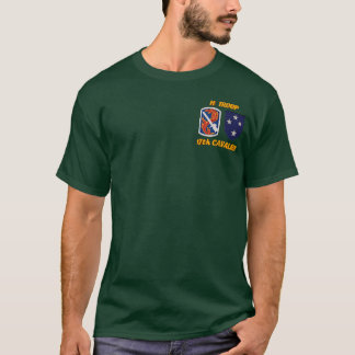 H Troop 17th Cavalry VSR M113 ACAV Shirt