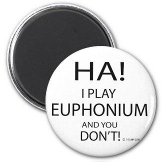 Ha Euphonium Magnet