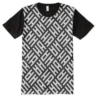 ha ha ha All-Over print T-Shirt
