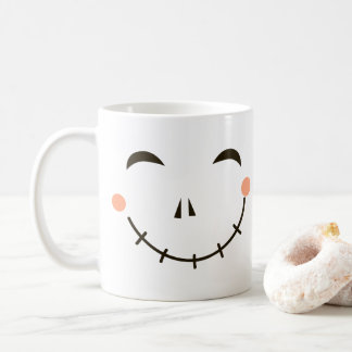 Ha-Ha-Happy Halloween Smiley Mug