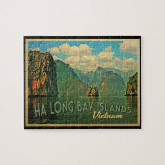 Ha Long Bay Islands Vietnam Puzzle