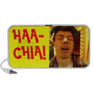 Haa-Chia! Travel Speaker