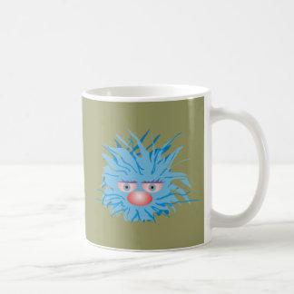 haariges Gesicht fuzzy face Coffee Mug