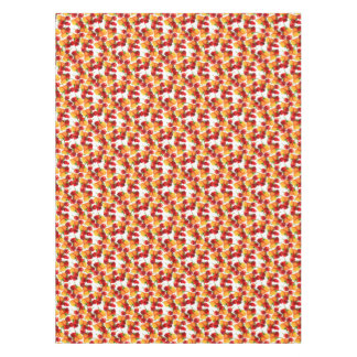 Habanero Chilies Red Peppers Orange Hot Food Tablecloth