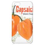Habanero Chilli Pepper $40.95 IPhone 4 Case