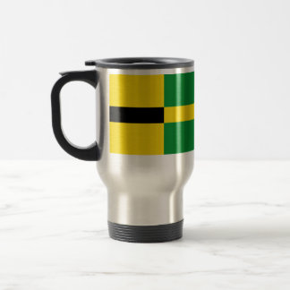 Habay Belgium, Belgium flag Mugs