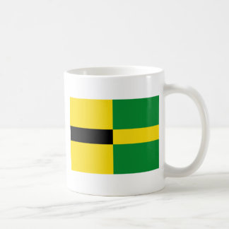 Habay Belgium, Belgium flag Mug