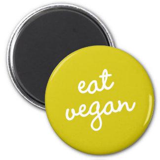 Habit #12 – Eat vegan Magnet