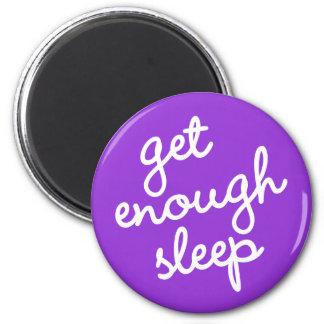 Habit #20 – Get enough sleep Magnet