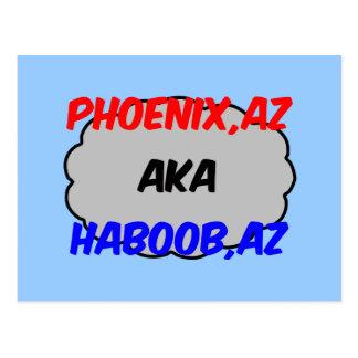 haboob postcard