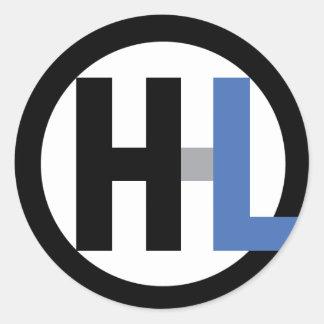 Hachi-Life Sticker