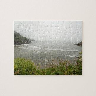 Hacita head, cape cove, Oregon, USA Puzzle