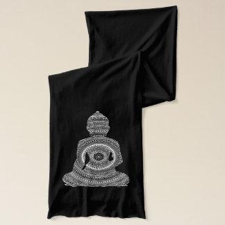 Hack Bouddha GraphiZen Scarf Wraps
