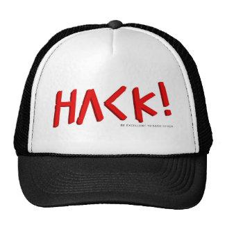 Hack! Cap