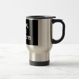 Hack the Planet mug