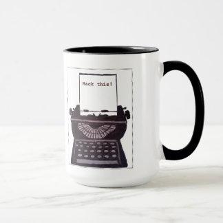 Hack This! Coffee Mug