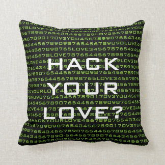 Hack your love pillow