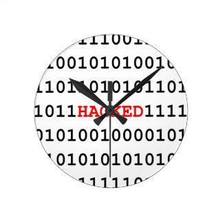 Hacked Code Round Clock