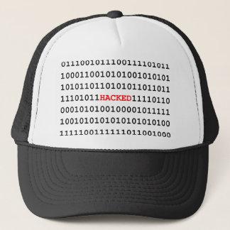 Hacked Code Trucker Hat