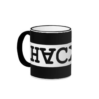 Hacked Mug