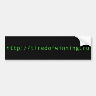Hacker Bumper/Computer Sticker