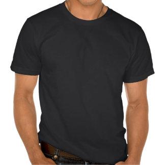 Hacker riding computer whipping a phone tee shirt