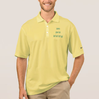Hackers gonna Hack Polo Shirt