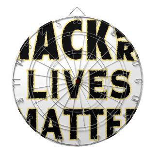 HACKerS LIVES MATTER (YaWNMoWeR) Dartboard