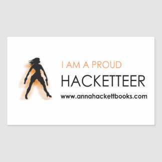 Hacketteer Sticker