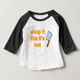 hackmesser baby T-Shirt