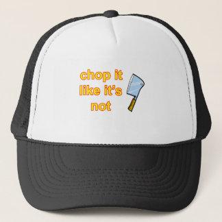 hackmesser trucker hat