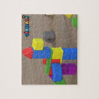 Hadali Toys - Hadali Pegasus Puzzle