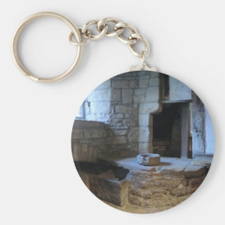 Haddon Hall Medieval Kitchen Key Ring