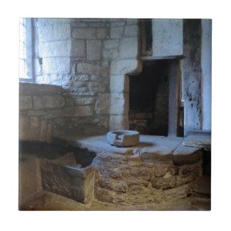 Haddon Hall Medieval Kitchen Ceramic Tiles