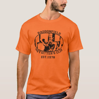 Haddonfield Babysitters Club T-Shirt
