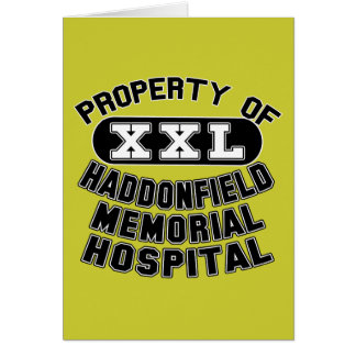Haddonfield Memorial Hospital Products Card