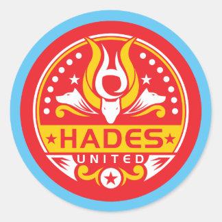 Hades United Logo Sticker